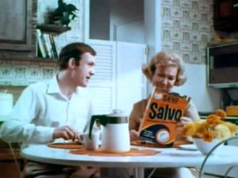 1970s - Here's a bunch of commercials seen on ABC stations at various times in the early 1970s. They include... * Spic N Span * Salvo * Socialites Shoes * Serta Perf...