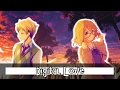 Digital Love | Nightcore Switching [LYRICS]