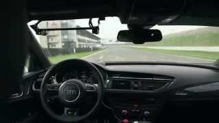 Audi RS 7 Autonomous Racer
