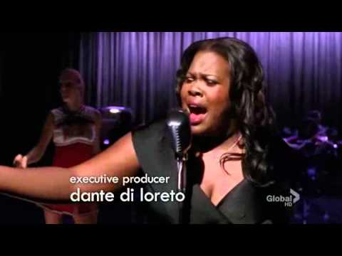 GLEE season 3 episode 3 mercedes