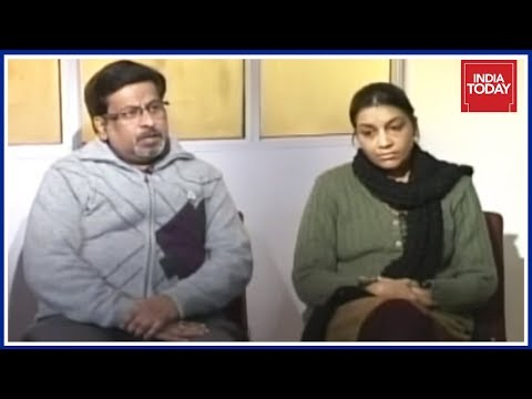 Exclusive Interviews Of Aarushi's Parents Before Allahabad HC Verdict