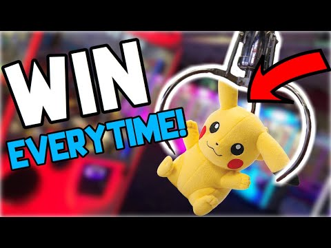 4 Tips And Tricks CONFIRMED To Beat A RIGGED Claw Machine! (Win Almost EVERYTIME From An E Claw!)