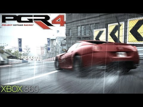 Playing Project Gotham Racing 4 | 11 Years Later..