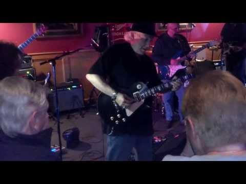 Jimi Pink Photon with Dick Wagner playing with Vinyl Goove Band 4-13-2013