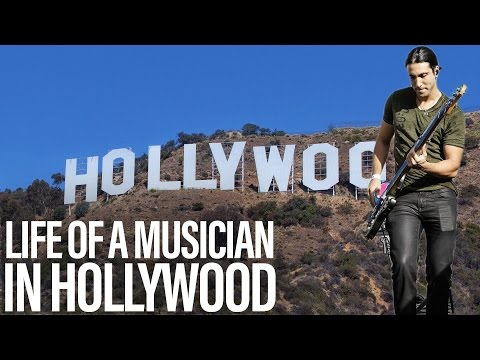 Vlog Series: The Life of a Professional Musician in Hollywood