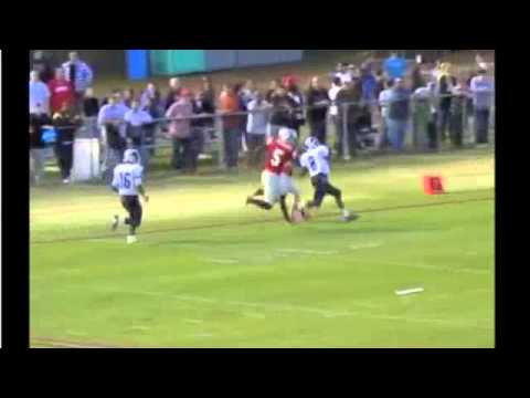 Max Valles High School Highlights video.