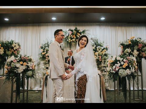 Highlight of Rico + Jessica | Bogor Wedding