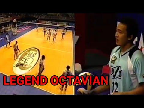 OKTAVIAN Legenda Voli Indonesia | Proliga 2006 Bandung Tectona VS Jakarta Monas