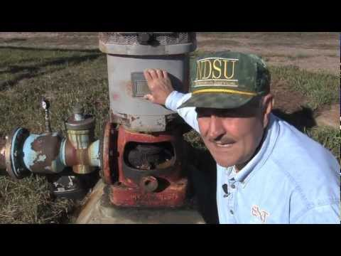 Measuring Pumping Plant Efficiency of a Typical Irrigation System
