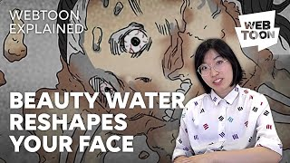 BEAUTY WATER RESHAPES YOUR FACE • Tales of the Unusual