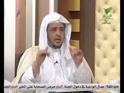 إذا كان الإمام معاقا يصلي جالسا