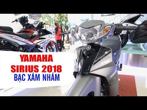 Yamaha Sirius 2018 Xám Nhám Mat Special ▶ Tổng quan sản phẩm - Thời lượng: 4 phút, 17 giây.
