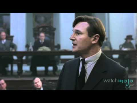 Liam Neeson - He is distinguished by his gruff voice and his eagerness to portray historical figures. Join http://www.WatchMojo.com as we countdown our Top 10 favorite Lia...