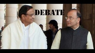 Video HLT Special: Jaitley Vs Chidambaram Debate: The great face-off (Part 1) MP3, 3GP, MP4, WEBM, AVI, FLV November 2017