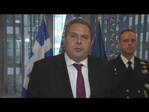 Καμμένος: Η Ελλάδα, όαση σταθερότητας στη Μεσόγειο και στα Βαλκάνια
