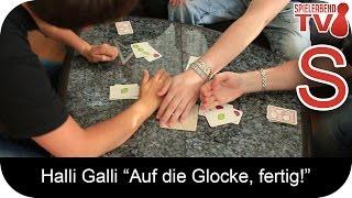 SpieleabendTV stellt euch Halli Galli vor. Verlag: Amigo Spiele Gäste: Sandra Phil ► Amazon: http://goo.gl/m4xP1f Wenn euch unsere Videos gefallen, dann freu...