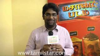 Vijay at Masala Padam Movie Team Interview