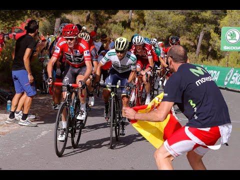 2017 La Vuelta - Stage 8