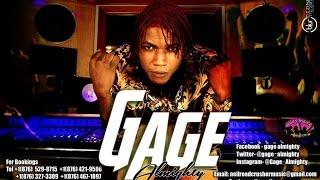 Download Lagu Gage - Nuh Bada Talk [Recreation Riddim] September 2014 Mp3