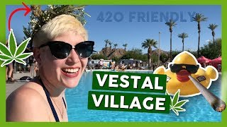 420-FRIENDLY COACHELLA PARTY (Vestal Village 2019) by That High Couple