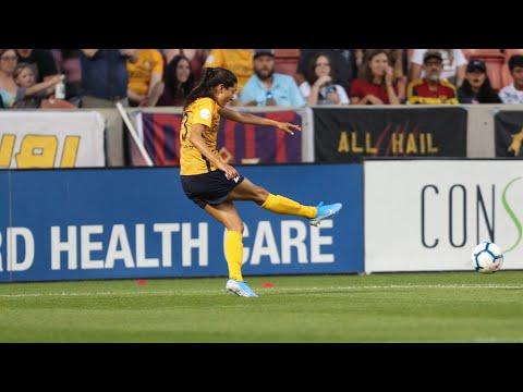 Seattle Sounders FC vs. Atlanta United FC   HIGHLIGHTS - July 14, 2019 - Thời lượng: 4 phút và 12 giây.