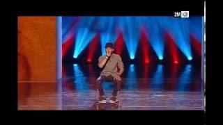 بالفيديو طاليس يقدم عرضا متميزا بمراكش للضحك 2016