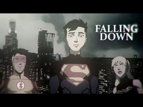Falling Down (Young Justice)