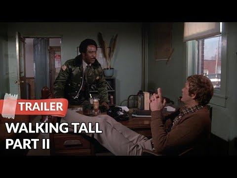 Walking Tall Part II (1975) Trailer HD | Bo Svenson | Luke Askew