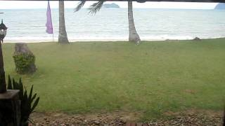 Mersing Malaysia  city photo : Beachside Bungalow, Fishing Bay Resort, Mersing Malaysia