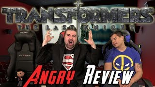 Video Transformers: The Last Knight Angry Movie Review MP3, 3GP, MP4, WEBM, AVI, FLV September 2018