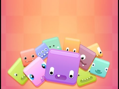Video of 2048 Cute Monsters
