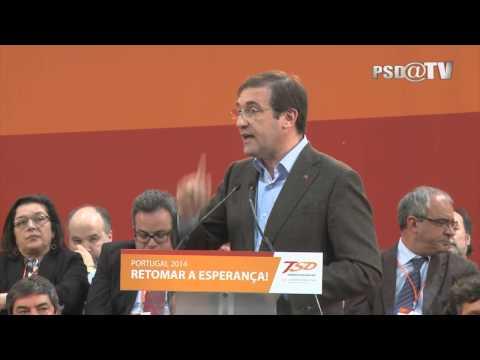 Sessão de Encerramento do XIII Congresso Nacional TSD - Os melhores momentos de Pedro Passos Coelho