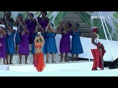 Shakira-Live at FIFA 2006 World Cup 