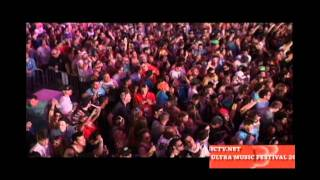 ELECTRONIC MUSIC TV ULTRA MUSIC FESTIVAL MIAMI 2011