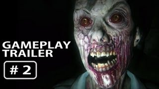 Video ZombiU Gameplay Trailer # 2 (Nursery) MP3, 3GP, MP4, WEBM, AVI, FLV September 2017