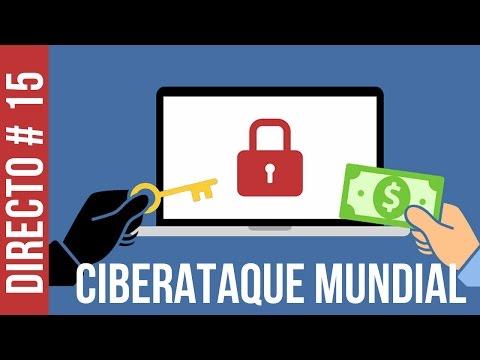 Video Como Protegerte del Virus Ransomware? CiberAtaque Mundial - DIRECTO # 15 download in MP3, 3GP, MP4, WEBM, AVI, FLV January 2017