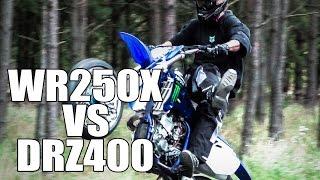 7. WR250X vs DRZ400SM - Supermoto Comparison