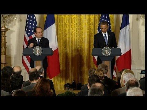 """Hollande sur la NSA: la """"confiance mutuelle a été restaurée"""""""