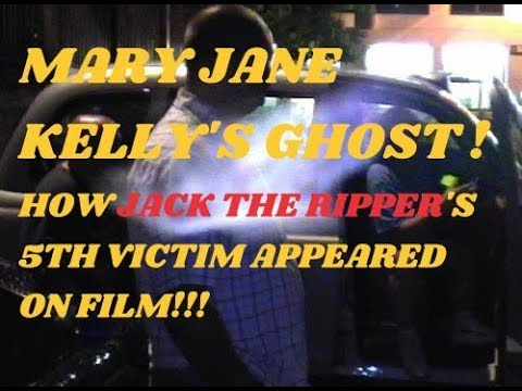 JACK THE RIPPER : MARY KELLY' S REAL GHOST CAUGHT ON FILM 2