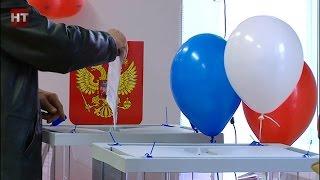 В течение всего воскресенья съемочные группы Новостей работали на различных площадках единого дня голосования