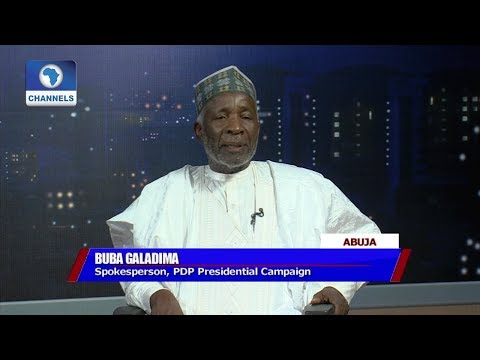 'This Govt Is Desperate', Galadima Condemns Rejection Of Electoral  Act Amendment
