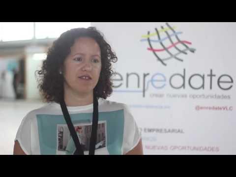 Entrevista a Lorena Cebrian, C�mara Valencia en Enr�date Requena[;;;][;;;]