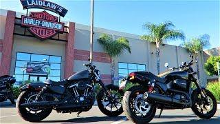 3. Harley-Davidson Iron 883 vs Street Rod 750│Comparison Review