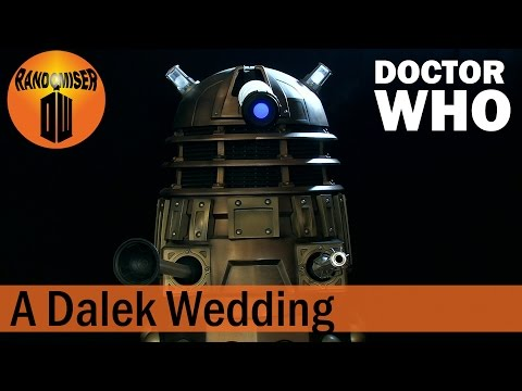 A Dalek wedding