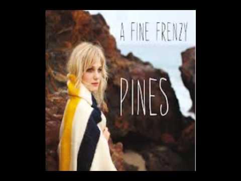 Tekst piosenki A Fine Frenzy - Pinesong po polsku