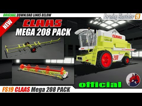 Claas Mega Pack v1.0.0.0