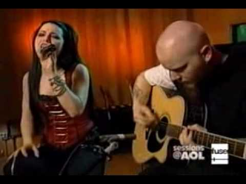 Video Evanescence - bring me to life acoustic live aol download in MP3, 3GP, MP4, WEBM, AVI, FLV January 2017