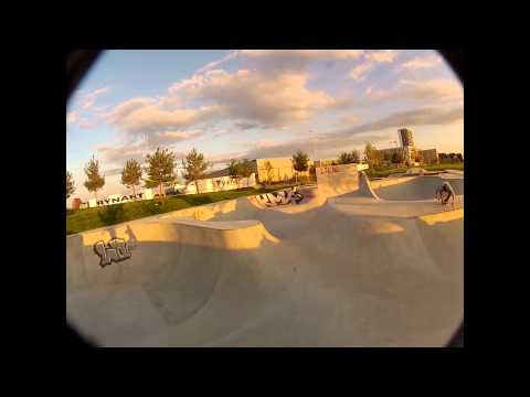 First Impressions - Übersee Skatepark and Pala Bend Pool
