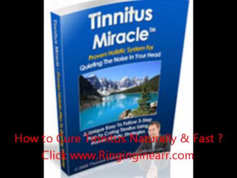 Noise Induced Hearing Loss – Cure Your Tinnitus Naturally and Fast !!!