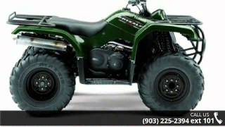 6. 2014 Yamaha Grizzly 350 Automatic  - Sherman Powersports ...